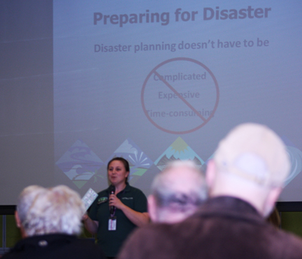 Disaster Preparedness Presentation