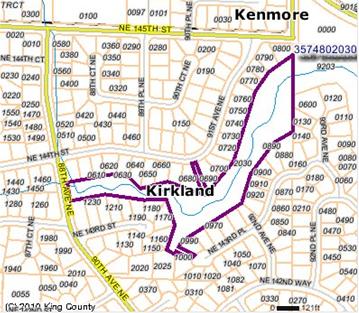 Kenmore Wa Zip Code Map.Maps Of Finn Hill Kirkland Finn Hill Neighborhood Alliance