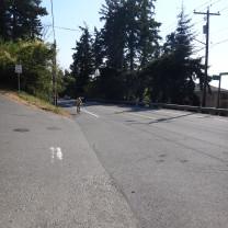 Juanita Drive Biker