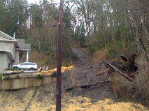 Holmes Point Overlay Landslide