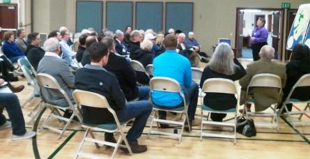Neighborhood Planning Meeting - Feb 2014