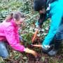 EAS Kids vs Blackberries in Juanita Heights Park
