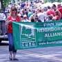 Finn Hill Joins Downtown Parade