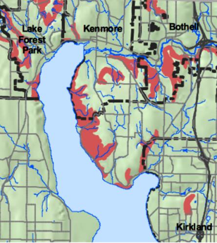 Landslide-map