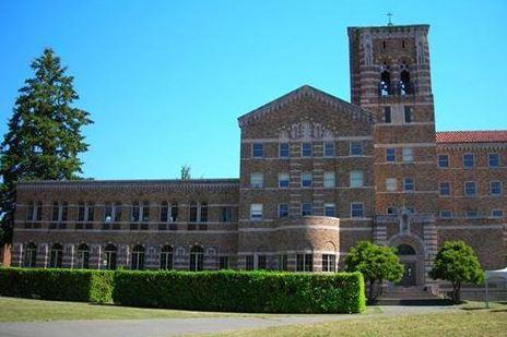 St Edward Seminary Building
