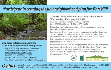 3rd FHill neighborhood plan mtg