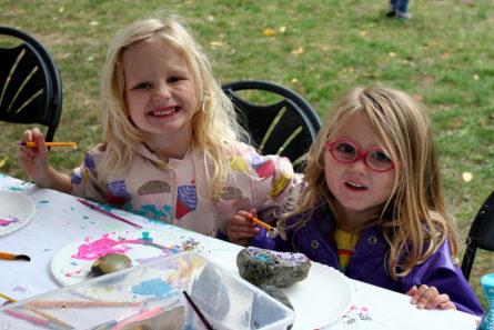 DennyFest 2016 Kids Painting