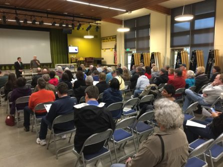 Finn Hill Neighborhood Meeting March 22, 2017