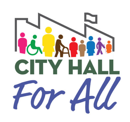 City Hall for All logo large