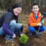 Planting for the Future at Big Finn Hill